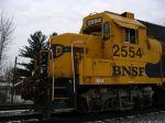 BNSF 2554