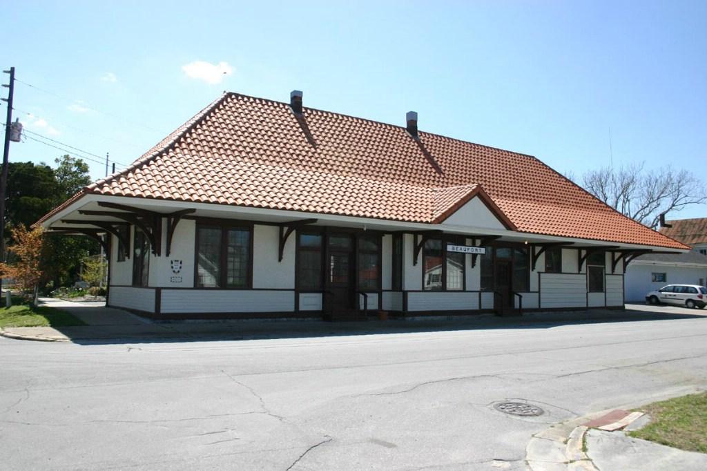 Beaufort depot