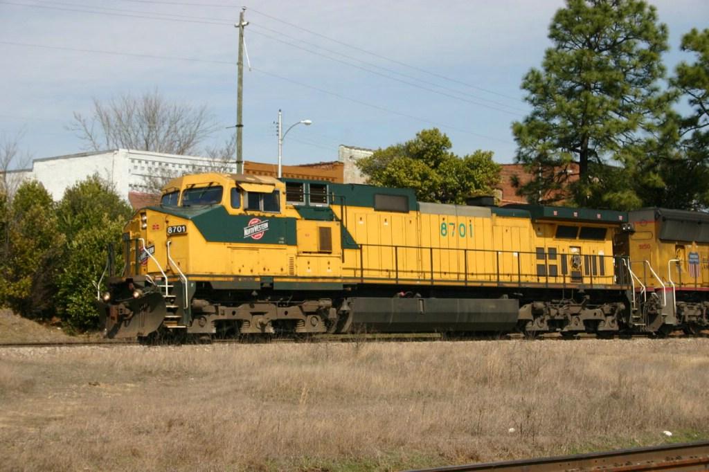 CN&W 8701