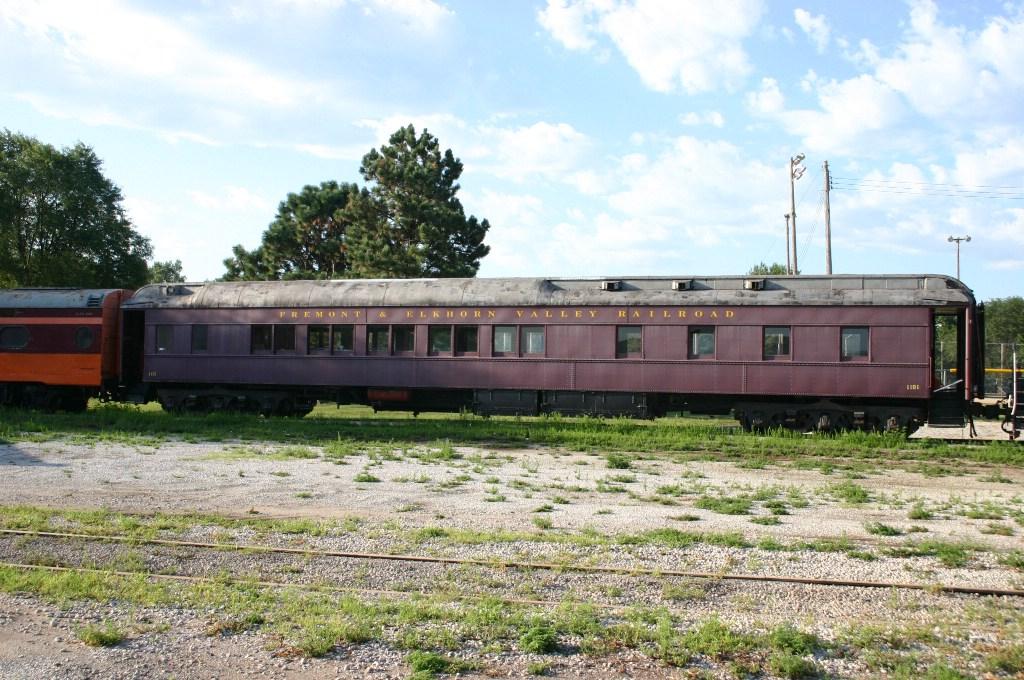 Passenger car in Fremont Nebraska