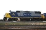 Clean GP38-2