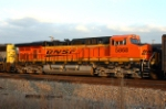 BNSF speed letter