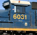 GP40-2 no more