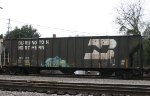 White faced BNSF