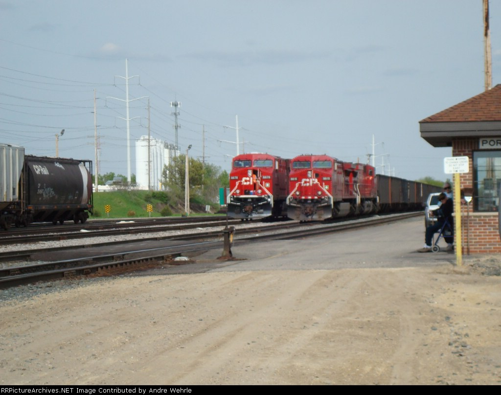 CP 9815 lines up with CP 8878