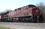 CP 9777 with its pre-stardom grime