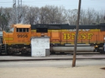 BNSF 9956