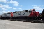 SOO 4446 & 4601 sitting in the yard