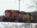 CP 6029 & NREX 9931 standing by