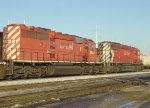 CP 5728 & 6060 complete the SD40-2 quartet