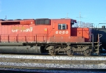 Front end of CP 6060