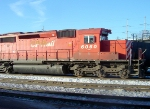 CP 6060 eases through the yard