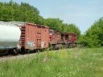 CP 8573 trails 9766