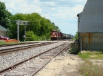 CP 8883 leads a westbound