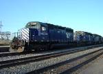 MRL trio is power for a westbound
