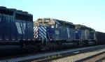 2nd & 3rd Montana Rail Link units