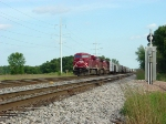 CP 8772 sits in the Portage East Siding