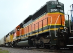 CITX 3036 ex-BNSF