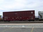 BNSF GJ Local: Boxcar