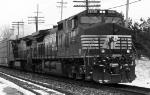 NS C40-9W 9381
