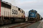 Sooline-Conrail meet