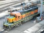 BNSF 7918
