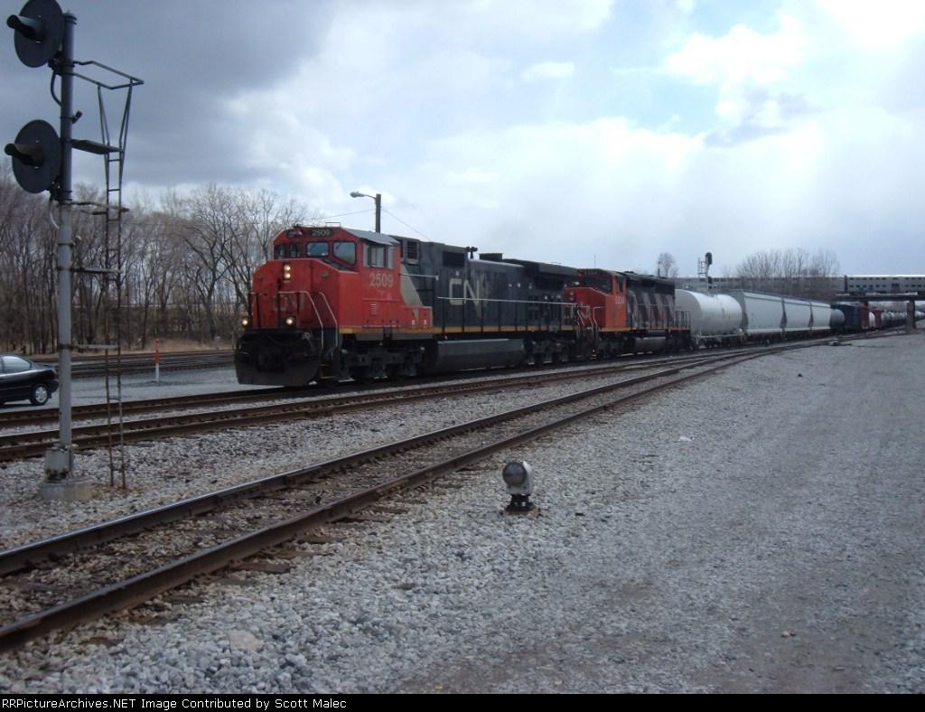 CN 2509 & 5334