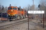 BNSF 7619 M&J Jct