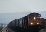 BNSF 4557 East