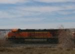 BNSF 7639 West