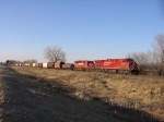 07031724 CP eastbound freight at MP 329.20