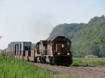070721009 Eastbound BNSF freight