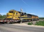 070721010 Eastbound BNSF freight