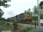CSX NB Coal Train E133-01