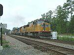 CSX Train Q614