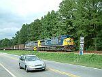 CSX SB Coal Train U151-30