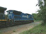 CSX 7489 on train Q211-31