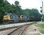 CSX SB Coal train U489-30