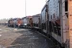 DMIR 214 and 201 derailed