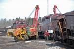 DMIR 201 derailed