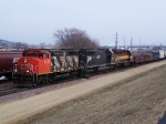 CN 9530 Lost the FURX Engine, but Gained a Wisconsin Central!