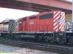 DME 6092 (ex-CP Rail)