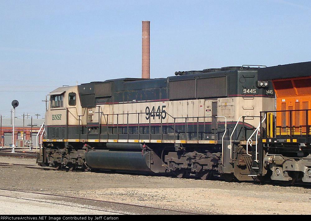 BNSF 9445
