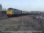DRS 47501 at Coldhams Lane Junction, Cambridge.