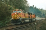 BNSF 4887 East @ Picnic Point