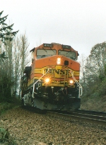 BNSF 4982 West @ Picnic Point