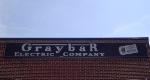 Graybar's old sign