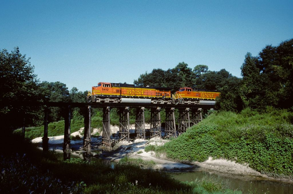 Cypress Creek Trestle