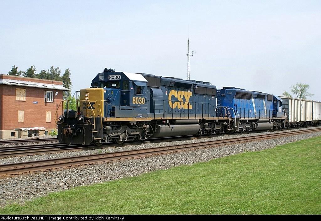 CSX 8030