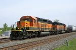 BNSF 8078